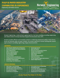 Norwest Pulp & Paper Facilities