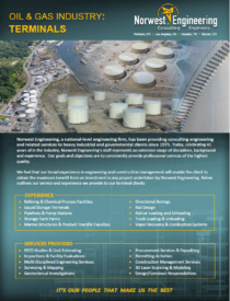 Norwest Terminal Brochure